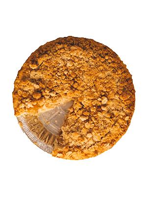 Appelkruimel taart