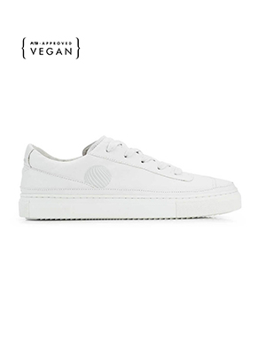 Vegan sneakers - wit