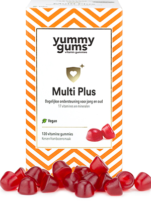Yummygums - Multi Plus